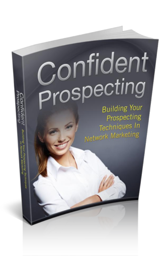 Confident Prospecting