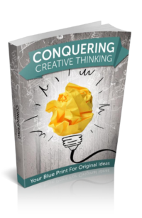 Conquering Creative Thinking PLR Bundle