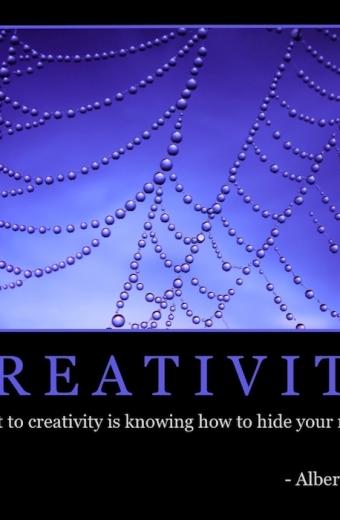 "Free ""Creativity"" Wallpaper"