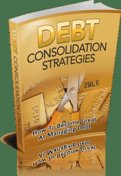 Debt Consolidation Strategies PLR Bundle