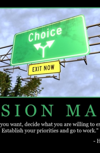 "Free ""Decision Making"" Wallpaper"