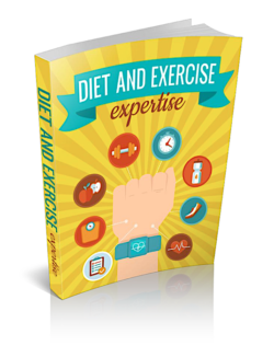 Diet And Exercise Expertise PLR Bundle