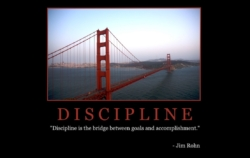 "Free ""Discipline"" Wallpaper"