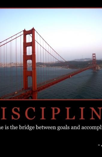"Free ""Discipline"" Wallpaper"