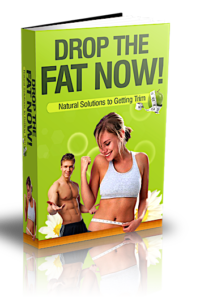 Drop The Fat Now PLR Bundle