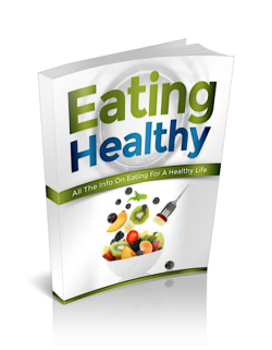 Eating Healthy PLR Bundle