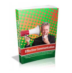 Effective Communication PLR Bundle