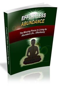 Effortless Abundance PLR Bundle