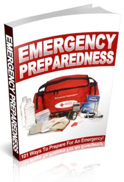 Emergency Preparedness PLR Bundle