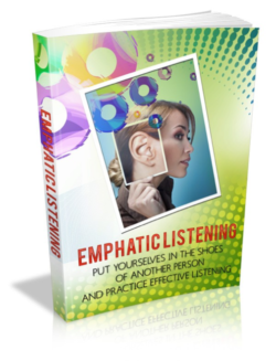 Emphatic Listening PLR Bundle