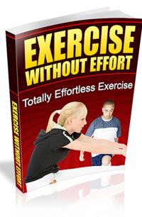 Exercise Without Effort PLR Bundle