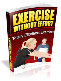Exercise Without Effort PLR Bundle