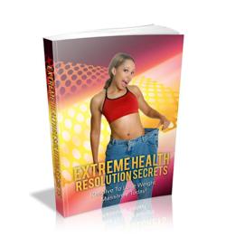 Extreme Health Resolution Secrets PLR Bundle