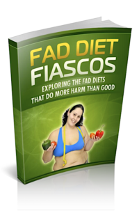 Fad Diet Fiascos PLR Bundle