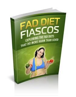 Fad Diet Fiascos PLR Bundle