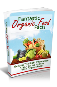 Fantastic Organic Food Facts PLR Bundle