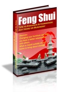 Feng Shui PLR Bundle