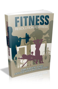Fitness Resolution Fortress PLR Bundle