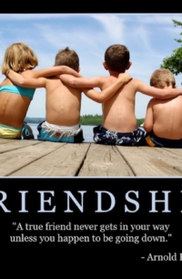 "Free ""Friendship"" Wallpaper"