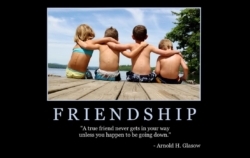 "Free ""Friendship"" Wallpaper"