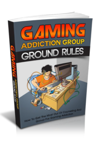 Gaming Addiction Group Ground Rules PLR Bundle