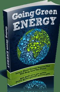 Going Green Energy PLR Bundle