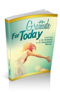 Gratitude For Today PLR Bundle