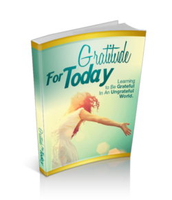 Gratitude For Today PLR Bundle