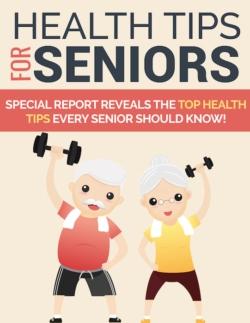 Health Tips For Seniors PLR Bundle