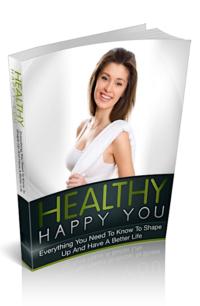 Healthy Happy You PLR Bundle