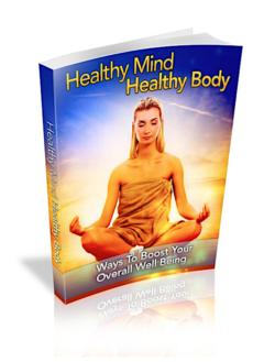 Healthy Mind Healthy Body PLR Bundle