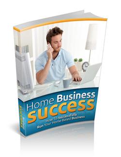 Home Business Success PLR Bundle