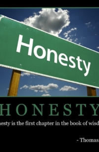"Free ""Honesty"" Wallpaper"