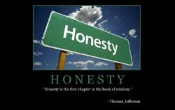 "Free ""Honesty"" Wallpaper"