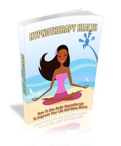 Hypnotherapy Health PLR Bundle
