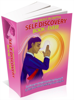 In Depth Self Discovery Book