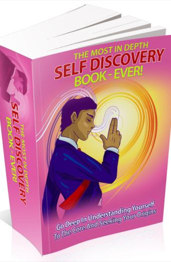 In Depth Self Discovery Book