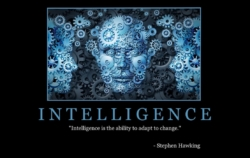 "Free ""Intelligence"" Wallpaper"