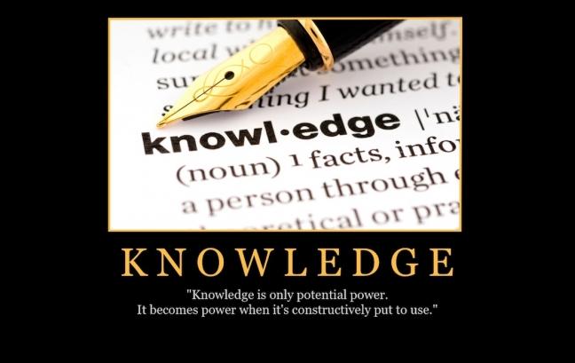 "Free ""Knowledge"" Wallpaper"