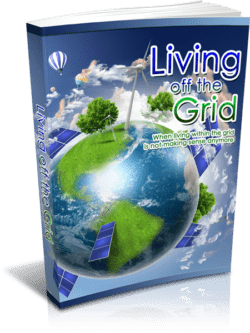 Living Off The Grid PLR Bundle