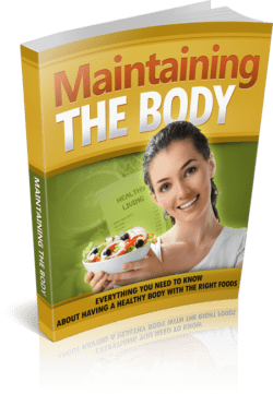 Maintaining The Body PLR Bundle