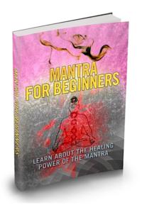 Mantra For Beginners PLR Bundle