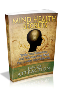 Mind Health Secrets PLR Bundle