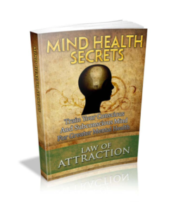 Mind Health Secrets PLR Bundle
