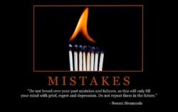 "Free ""Mistakes"" Wallpaper"