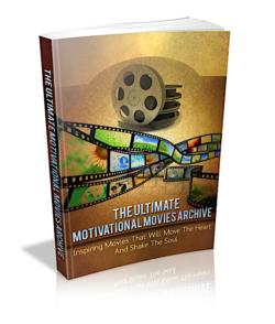 The Ultimate Motivational Movies Archive PLR Bundle