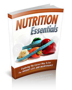 Nutrition Essentials PLR Bundle