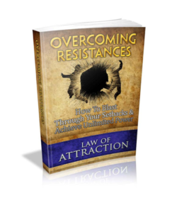 Overcoming Resistances PLR Bundle
