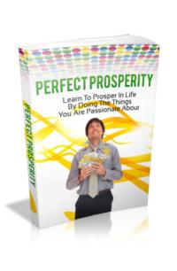 Perfect Prosperity PLR Bundle