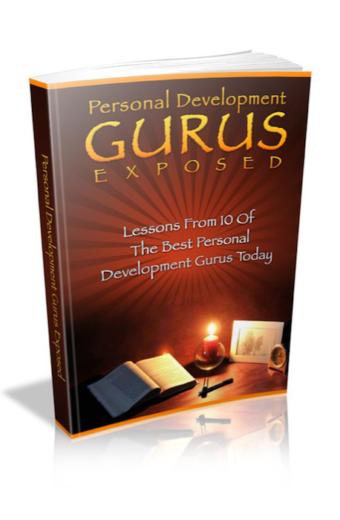 Personal Development Gurus Exposed